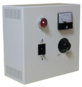 手動電源加熱控制器 HCV 系列的概要
