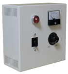 Manual power controller HCV Series for Halogen heater
