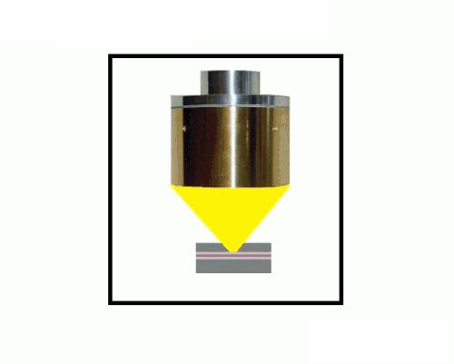 할로겐 포인트 히터 의한 제 13 호 다층 막 폴리머 필름의 성형