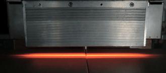 가열 길이가 250mm 이상에서는 HLH-55 시리즈를 선택합니다.