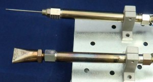 Air Blow Nozzler for 10S Series With M12-G1/8 ( Brass )