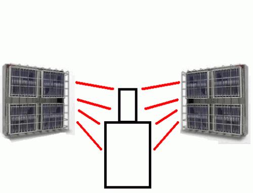 적외선 패널 히터 의한 제 7 호 에폭시 수지의 경화