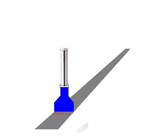 金屬膜的除去水分·乾燥
