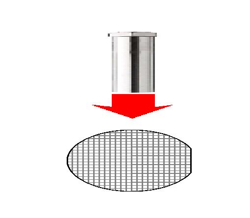 矽晶片測量系統的熱源