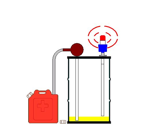 液壓油的剩餘量不足警報