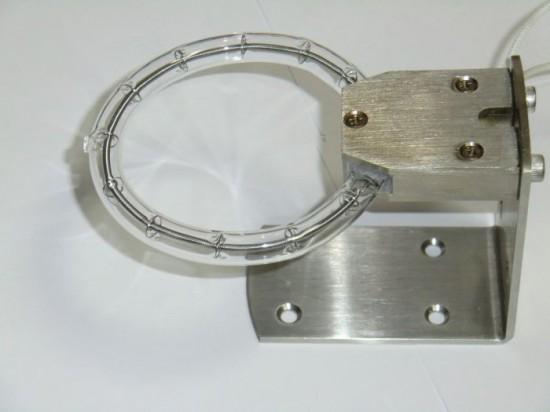 鹵素燈環型加熱器的支架 L型