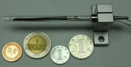 《 超小型熱風加熱器 》 ABH-6M