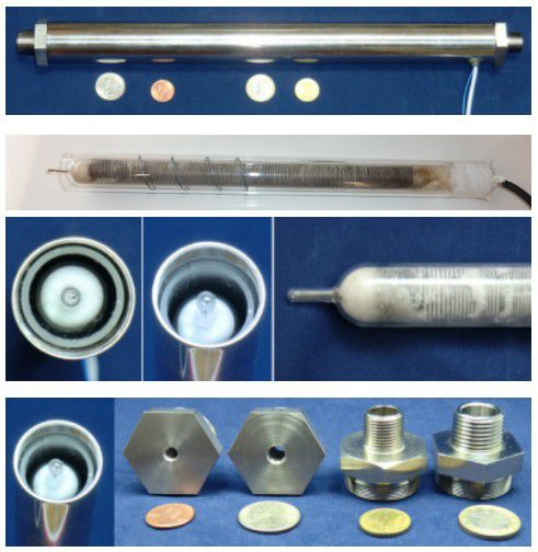 《 For Clean-room & Semiconductor Air Blow Heater 》 DGH-29PH