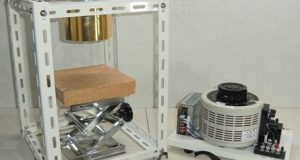 Halogen Point Heater Laboratory-kit HPH-120A/f45/200v-1000w+HCVD