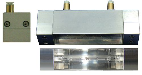 HLH-30W Ultra-small line heating water-cooled condensing type Halogen Line Heater