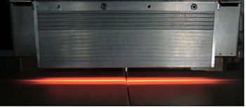HLH-55W high performance line heating water-cooled condensing type Halogen Line Heater