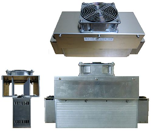 HLH-65A long-distance line heating air-cooled condensing type Halogen Line Heater