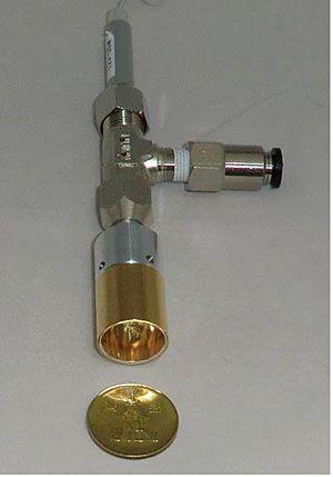 냉각 장치 ACU-8을 장착 한 HPH-18