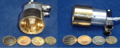 水冷装置外装型 HPH-35CA/f15/24v-75w + WCU-30