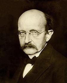 맥스 칼 에른스트 루트비히 플랑크 Max Karl Ernst Ludwig Planck, FRS (1858 년 4 월 23 일 - 1947 년 10 월 4 일 독일의 물리학 자)