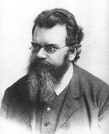 루트비히 에두아루토 · 볼츠만 Ludwig Eduard Boltzmann ( 1844 년 2 월 20 일 - 1906 년 9 월 5 일 오스트리아의 물리학 자)