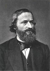 구스타프 로베루토 · 키르히 호프,Gustav Robert Kirchhoff (  1824 년 3 월 12 일 - 1887 년 10 월 17 일 )프로이센 (현재 러시아 칼리닌그라드 주) 물리학