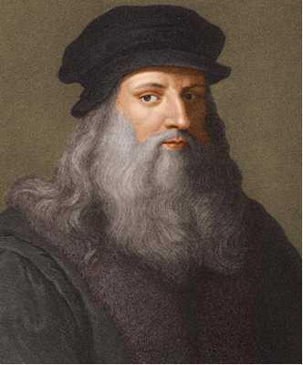 列奧納多·達·芬奇(Leonardo da Vinci;儒略曆1452年4月15日-1519年5月2日)