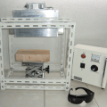 Halogen Line Heater Laboratory-kit HLH-60A/f∞-200v-2kw +HCV