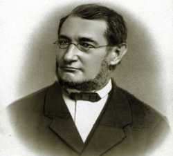 Julius Robert von Mayer (November 25, 1814 - March 20, 1878) German physician and physicist.