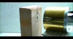 Heating of the refractory brick