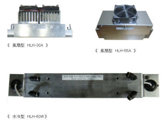風扇型號 是HLH-□□A ( A=air cooled type)