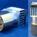 Small Highpower Halogen Point Heater HPH-60A