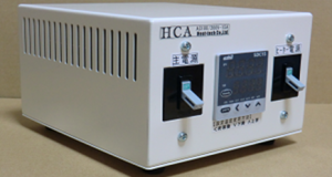 Thermocontroller built-in heater controller