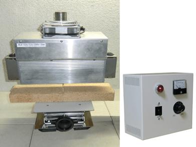 할로겐 라인 히터 Lab-kit HLH-55A/f25-200v-2kw+HCV