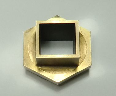Square-shaped nozzle