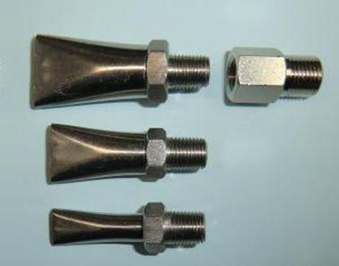 Wide nozzle