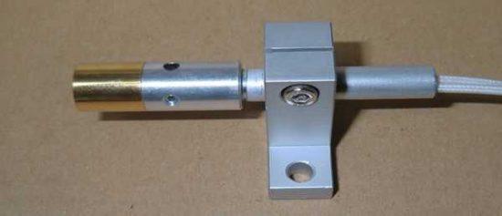 超小型的鹵素燈點型加熱器 HPH-12