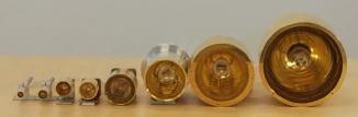 鹵素燈點型加熱器的概要和型號選定