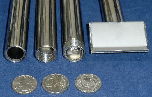 《High temperatur medium size Air Blow Heater 》ABH-18S