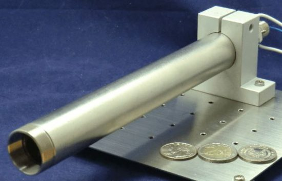 《High temperatur medium size Air Blow Heater 》ABH-23PS
