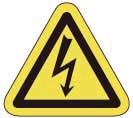 通電中,請別讓HPH系列接觸直接加熱對象物。