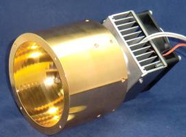 大型 鹵素燈點型加熱器 HPH-120系列