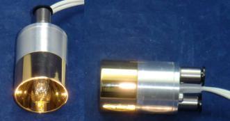 小型的鹵素燈點型加熱器 HPH-30系列