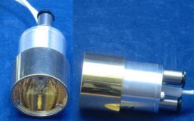 小型的鹵素燈點型加熱器 HPH-35系列