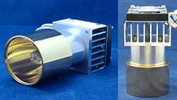 Small Highpower Halogen Point Heater HPH-60A