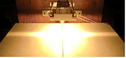面加熱用超小型 HLH-35系列