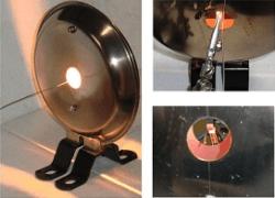 Halogen Ring Heater HRH series over vew