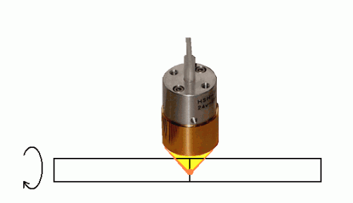 Joint of thermoplastic resin tubes by the Halogen Point Heater