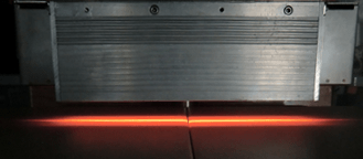 For heating length of 250mm or more, please select HLH-55 series.