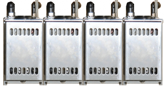 For heating width exceeds 60mm and the heating length exceeds 300mm, use HLH - 60W in combination.