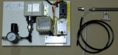 Air Blow Heater Laboratory Kit