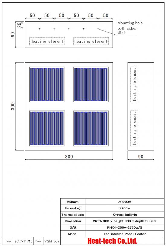 Summary of Far-infrared Panel Heater