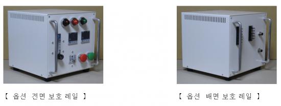 고기능 열풍 히터 컨트롤러 AHC2 시리즈의 개요