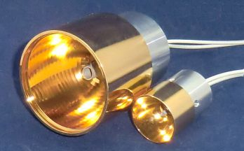 集光型 遠紅外線 點型加熱器FPH系列