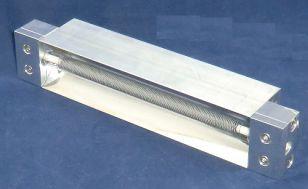 Parallel beam type far-infrared line heater FLH-35 Series